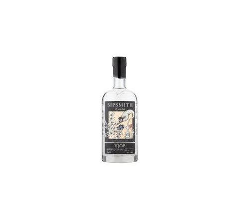 Sipsmith Very Junipery Overproof Gin 70cl - Case of 6