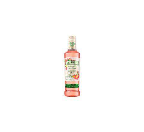 Smirnoff Infusions Raspberry Rhubarb & Vanilla 50cl - Case of 6