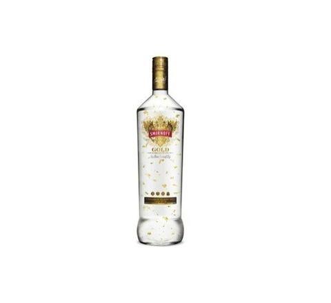 Smirnoff Gold Vodka 70cl - Case of 6