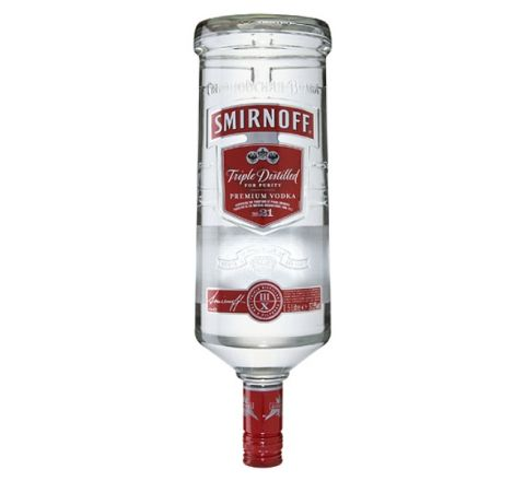 Smirnoff Red Label Vodka 1.5 Litre