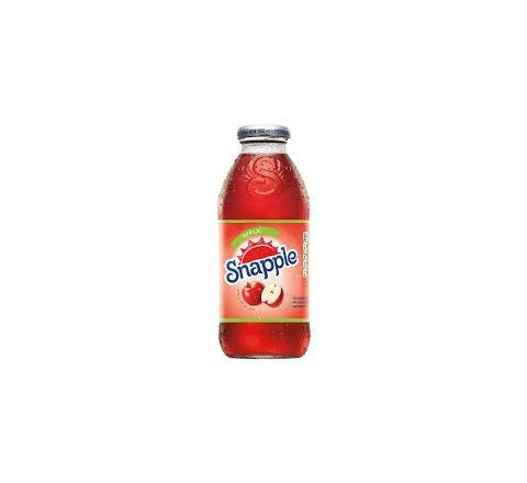 Snapple Apple Juice NRB 473ml - Case of 12