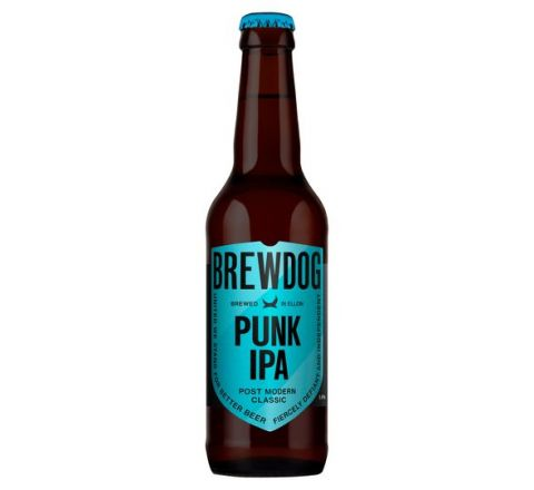 Brewdog Punk IPA Beer NRB 330ml - Case of 12