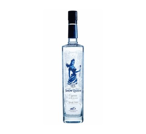 Snow Queen Vodka 70cl - Case of 6