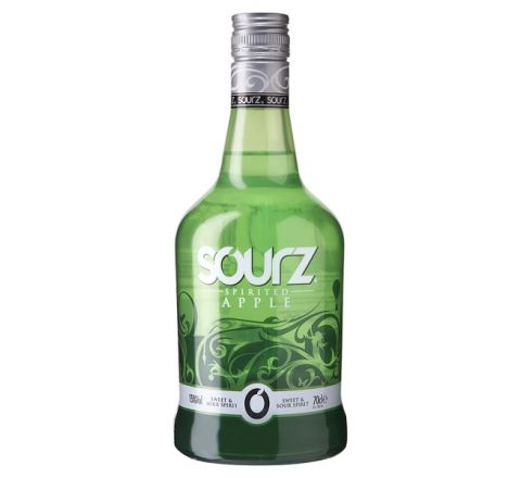Sourz Apple 70cl - Case of 6
