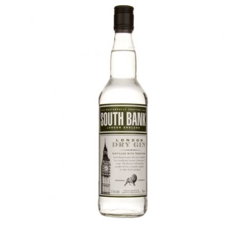 South Bank London Dry Gin 70cl