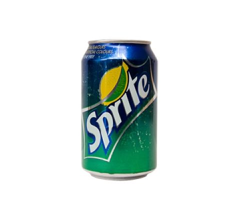 Sprite can 330ml - Case of 24