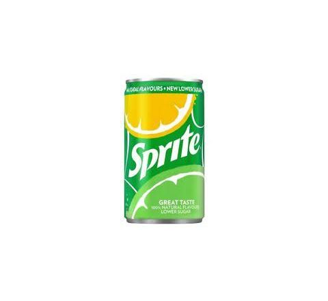 Sprite Lemonade can 150ml - Case of 24