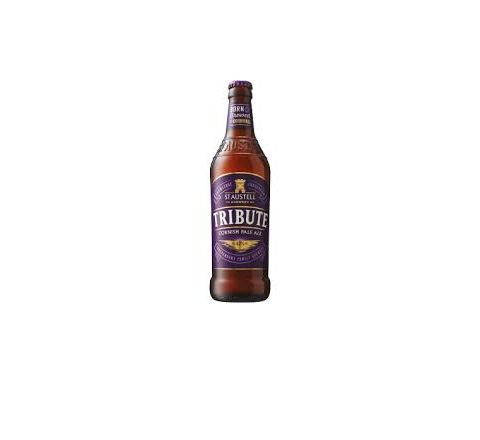 St Austell Tribute Ale Beer NRB 500ml - Case of 8