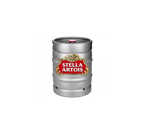 Stella Artois Beer Keg 10 Gallons