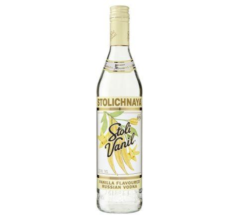 Stolichnaya Vanila Vodka 70cl - Case of 6