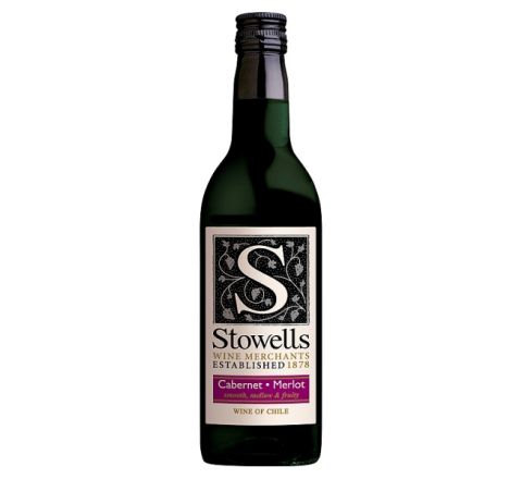 Stowells Cabernet Merlot Wine Miniature 187ml - Case of 12