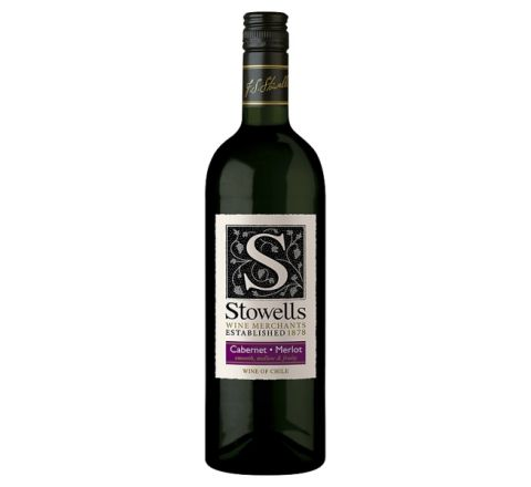 Stowells Cabernet Merlot Wine 75cl - Case of 6