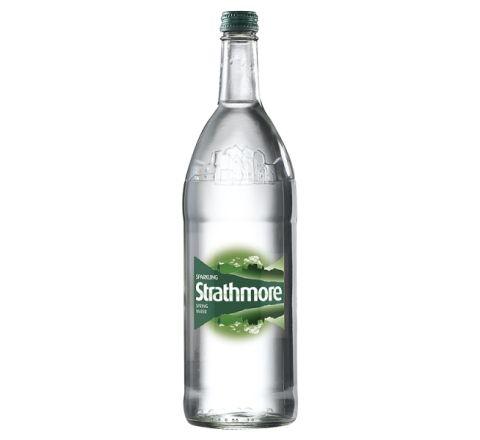 Strathmore Sparkling Water NRB 1 Litre - Case of 12