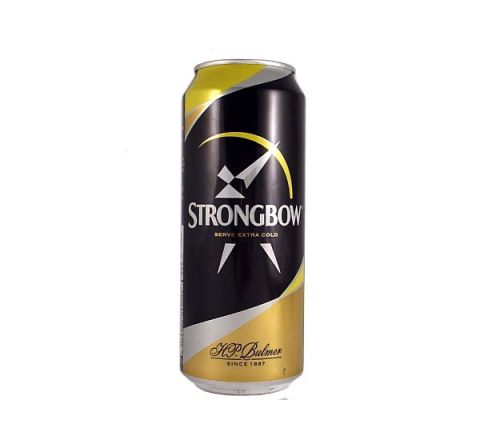 Strongbow Original Cider can 440ml - Case of 24