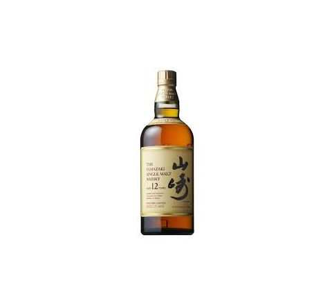 Suntory Yamazaki 12 Year Old Whisky 70cl