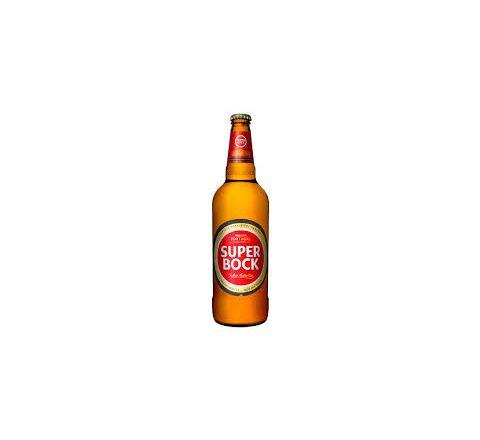 Super Bock Lager NRB 660ml - Case of 12