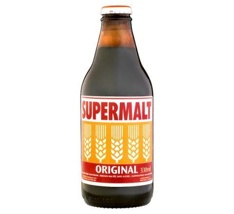 Supermalt Original NRB 330ml - Case of 24