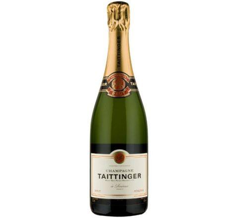 Taittinger Brut Champagne 1.5 Litre - Case of 3