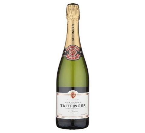 Taittinger Brut Champagne 75cl - Case of 6