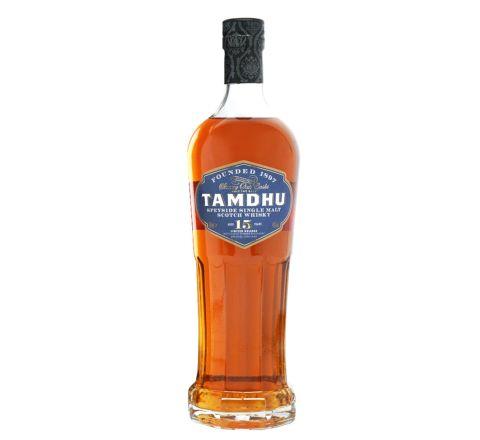 Tamdhu 15 Year Speyside Malt Whisky 70cl