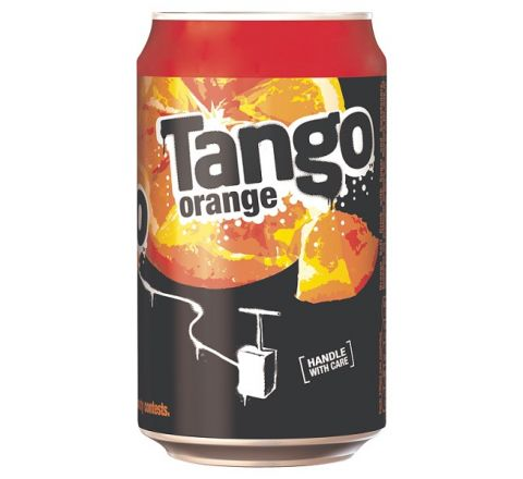 Tango Orange can 330ml - Case of 24