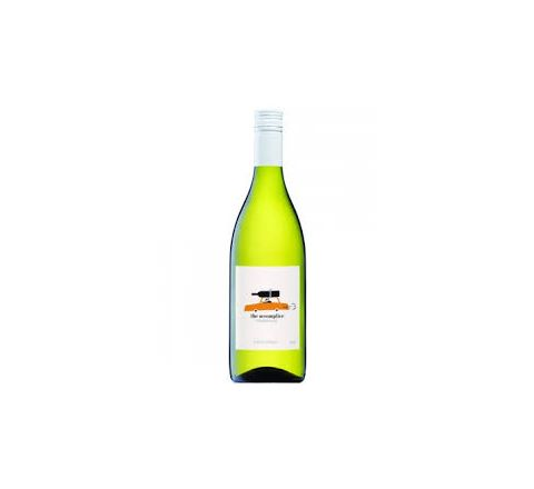 The Accomplice Chardonnay Wine 75cl - Case of 6
