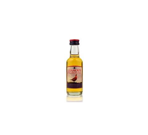 The Famous Grouse Whisky Miniature 5cl - Case of 12