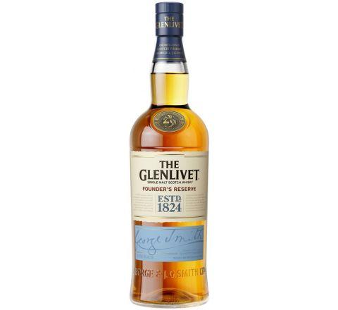 The Glenlivet Founders Reserve Whisky 70cl