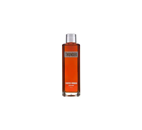 Thunder Toffee Vodka 70cl - Case of 6