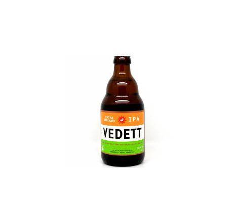 Vedett Extra IPA Beer NRB 330ml - Case of 24