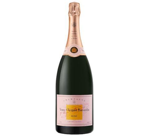Veuve Clicqout Rosé Brut Champagne 75cl - Case of 6