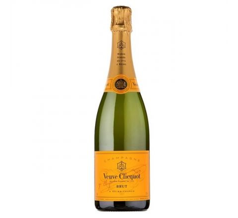 Veuve Clicquot Yellow Label NV Champagne 75cl - Case of 6