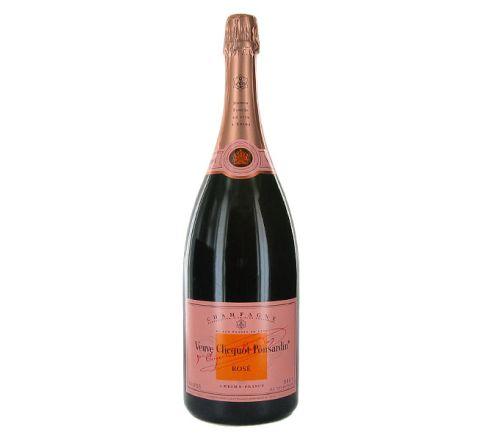 Veuve Clicquot Rosé NV Champagne 1.5 Litre