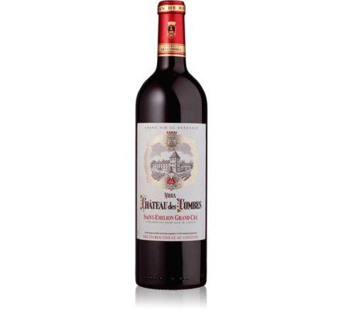 Vieux Chateau Des Combes St Emilion Grand Cru Wine 75cl - Case of 6