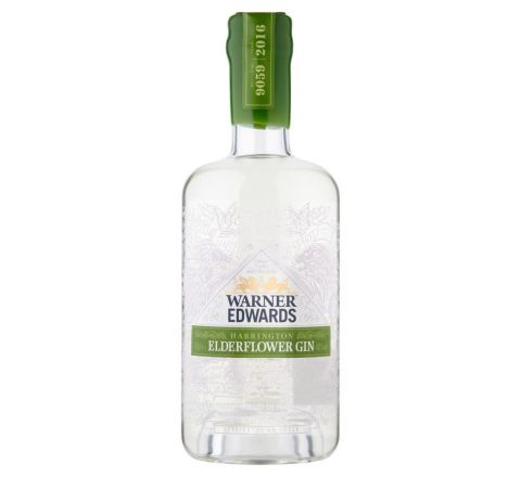 Warner Elderflower Infused Gin 70cl