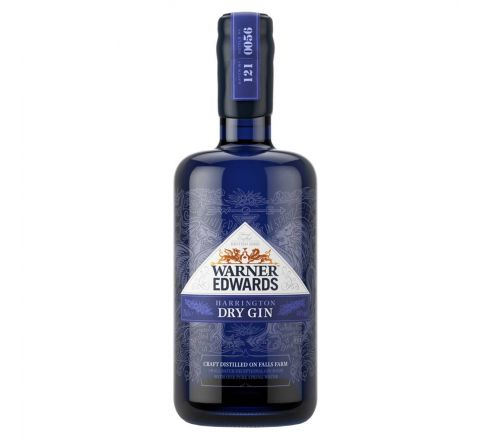 Warner Harrington Dry Gin 70cl