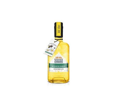 Warner Honeybee Gin 70cl