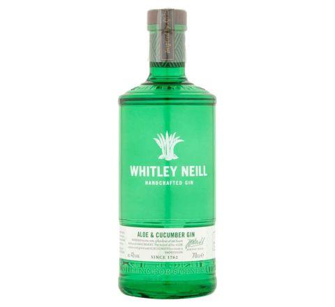Whitley Neill Aloe & Cucumber Gin 70cl