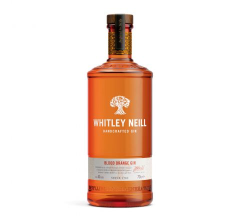 Whitley Neill Blood Orange Gin 70cl - Case of 6