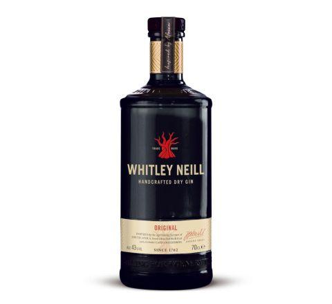 Whitley Neill Original Gin 70cl - Case of 6