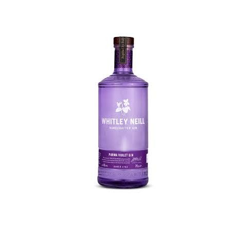 Whitley Neill Parma Violet Gin 70cl - Case of 6