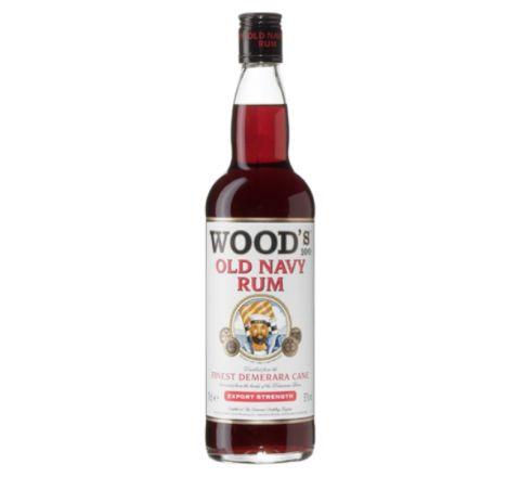 Wood's 100 Old Navy Rum 70cl