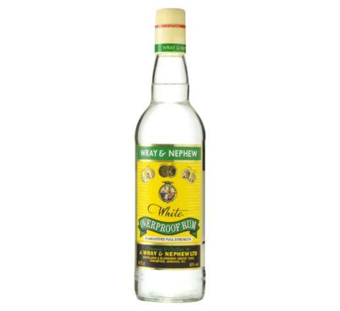 Wray & Nephew Overproof Rum 70cl - Case of 6
