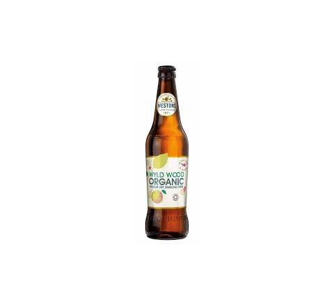 WyldWood Organic Classic Cider NRB 500ml - Case of 12