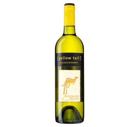 Yellow Tail Chardonnay Wine 75cl - Case of 6