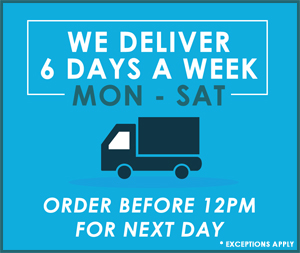 Delivery 6 Days A Week